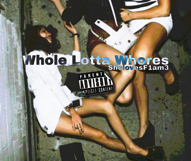 ShelovesF1am3 – Whole Lotta Whores