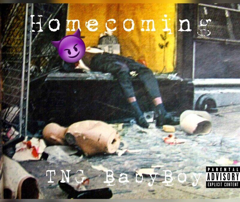 TNG Baby Boy – Grillin