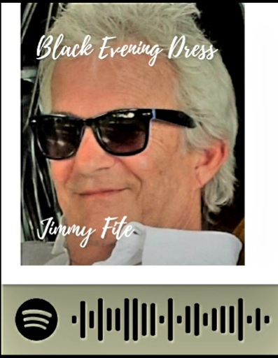 Jimmy Fite – Black Evening Dress